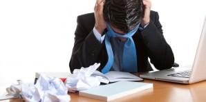 Burn out: el estrés laboral.