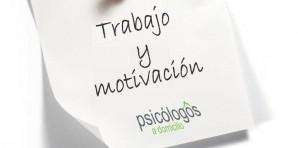 Cómo motivarnos en el trabajo
